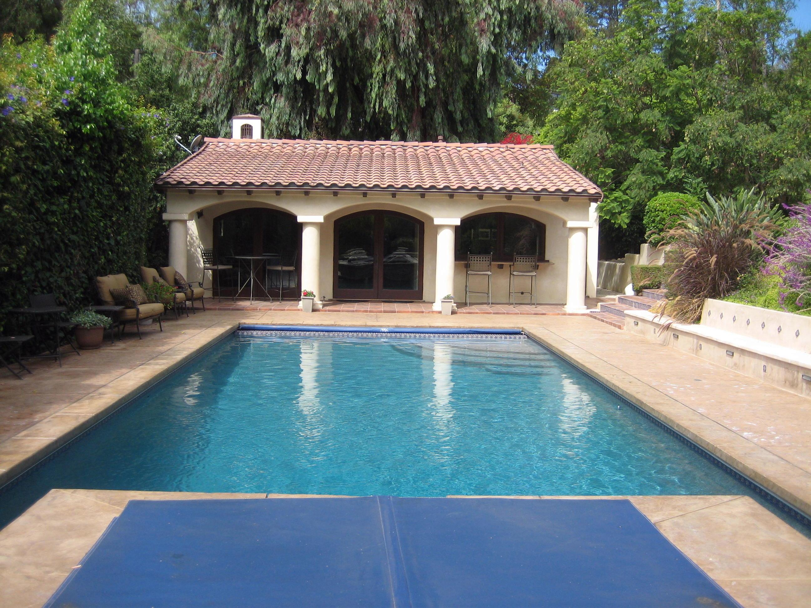 Pool houses martha picciotti ventura architect for Pool design ventura